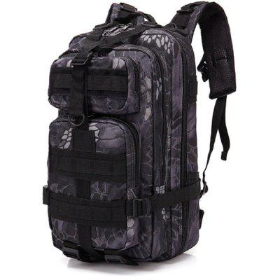 Outdoor Sports Multi-function Camouflage Hiking Trekking Bag Shoulder Tactical Backpack
