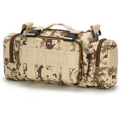 Camuflagem Multifuncional Tactical Camera Shoulder Bag