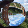 Clear Crystal Ball Healing Sphere Photography Props Photo Gifts Children Game Outdoor Toys - TRANSPARENT
