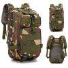 Outdoor Sports Multi-function Camouflage Tactical Backpack Hiking Bag - WOODLAND CAMOUFLAGE