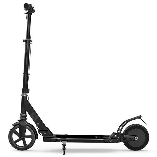 Icewheel E9S Two Wheels Shockproof Folding Electric Scooter 2.6Ah Battery - BLACK
