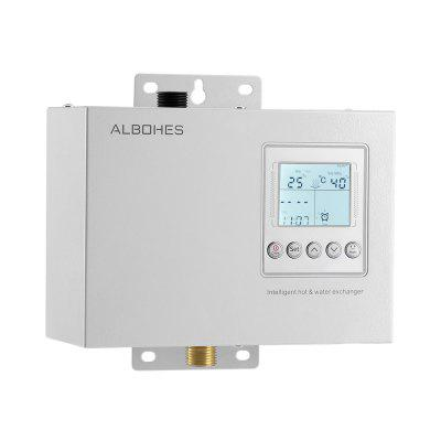 ALBOHES CK - 120 Hot Water Exchanger