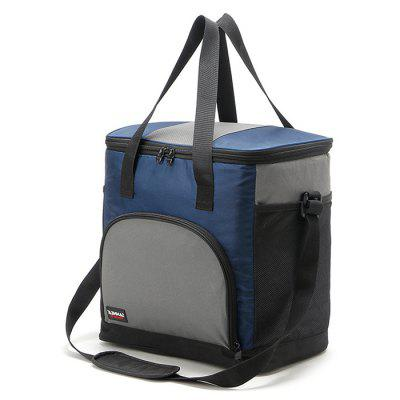 Lunch Bags Oxford Cloth Large Capacity Insulation Outdoor Picnic