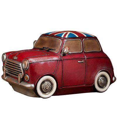 Piggy Bank Adult Creative Large Children Ornaments Classic Car Retro Old Boy Birthday Gift Can Only Enter