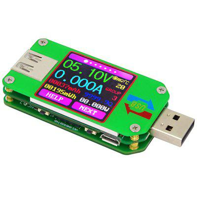 UM24 USB 2.0 Color Screen Tester Voltage Ammeter