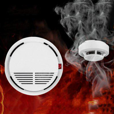 SA1201 Independent Wireless Fire Smoke Detector Alarm