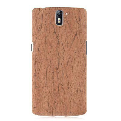 Wood Grain Phone Case Cover for One Plus 1
