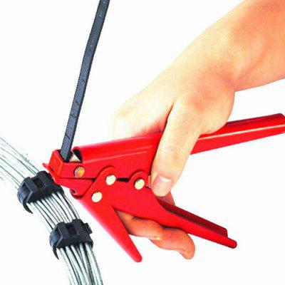 Nylon Cable Wire Tie Tensioning Tool Pliers