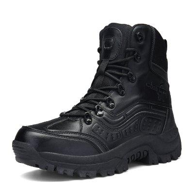 Men's Boots Breathable Shoes Military Design