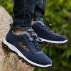Heren Casual schoenen Winter Warm - DENIM DONKERBLAUW