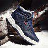 1985 Super Running  Gaobang Cotton Shoes - DEEP BLUE