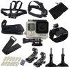 23 in 1 Action Camera Accessories Kit for GoPro HERO4 / 3 - BLACK