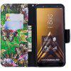 PU Leather 3D Phone Protector for Samsung Galaxy A6 Plus (2018) - MULTI