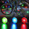 BRELONG Bicicleta LED-uri decorative pentru spițe biciclete 2pcs - VERDE