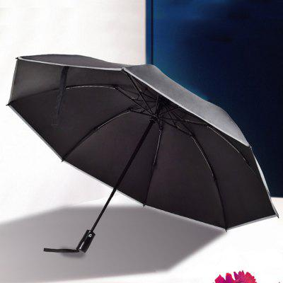 Folding Automatic Umbrella UV Protection Rain And Sun Protection