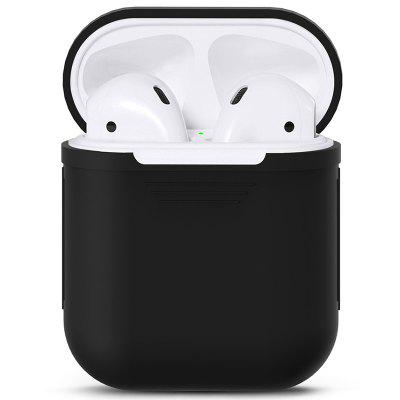 Bluetooth Headset Silicone Headphone Protective Case for AirPods Replacement Accessories