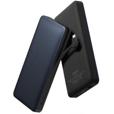 UGREEN Large Capacity Power Bank for iPhone X / XS Max / 6S / 7 Plus / XR