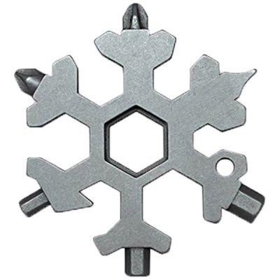 Snowflake Creative Multi-function Wrench EDC Tool