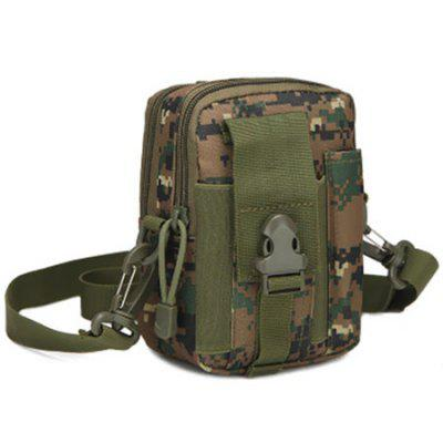 Tactical Camouflage Pockets Outdoor Mobile Phone Waterproof Sports Waist Bag