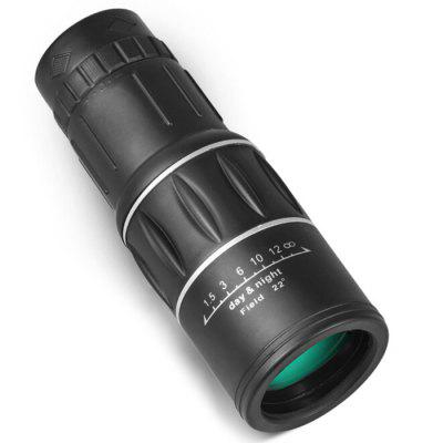 Pocket Monocular Telescope High-definition Waterproof Low-light Night Vision Non-infrared Concert Glasses
