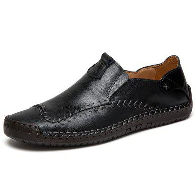 Slip-on Loafers Pour Homme Casual Peas Chaussures Oxford