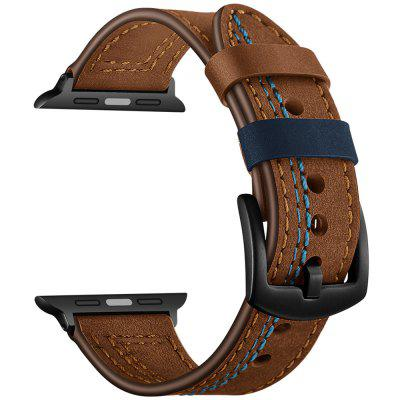 Watch Strap for Apple Watch 1 / 2 / 3 / 4 Generation Leather 38MM