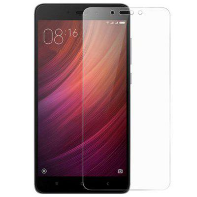 Naxtop 2.5D Tempered Glass Screen Protector For Xiaomi Redmi Note 4 2Pcs