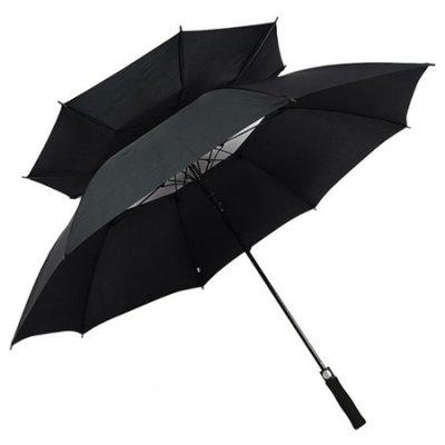Double Canopy Automatic Opening Golf Umbrella