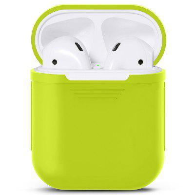 AirPods Bluetooth Headset Silicone Protective Case for Apple Headphone