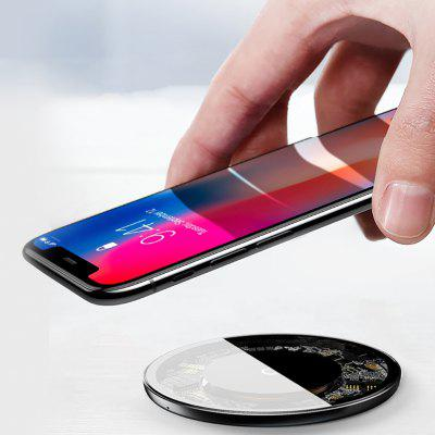 Universal Transparent Fast Charging Wireless Charger10W