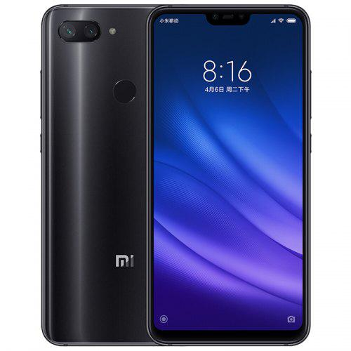 Xiaomi Mi 8 Lite 4G Phablet 128GB ROM Global Version - BLACK