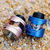 Dovape RTA Cap Kit Replacement Shell Accessory Set - PINK