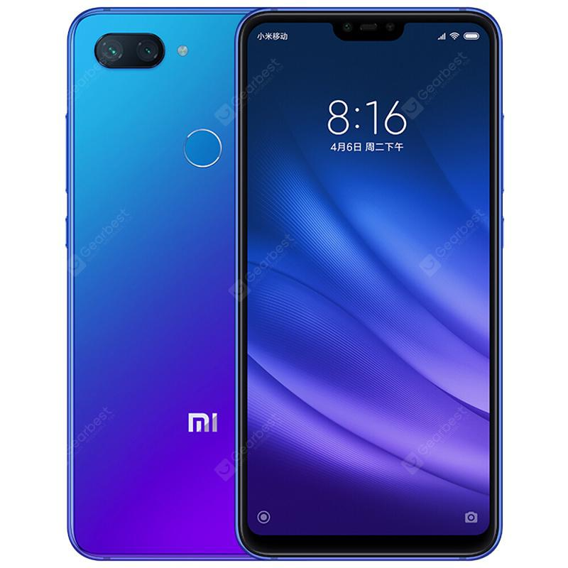 Мы Xiaomi Mix 3 6 + 128GB Global Version