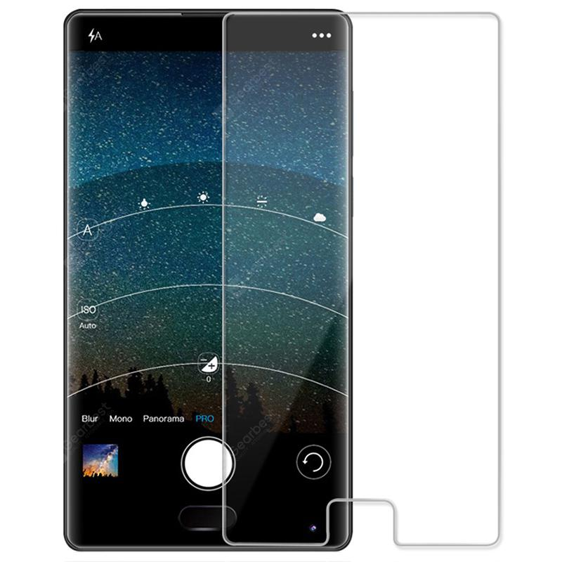 Naxtop 2.5D Tempered Glass Screen Protector for Bluboo S1