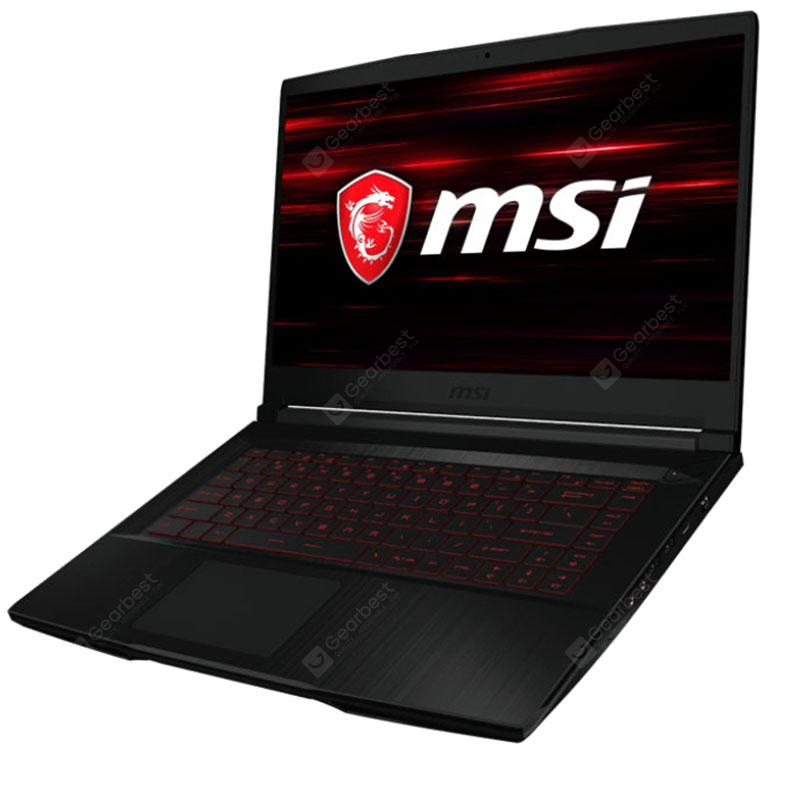 MSI GF63 8RC-004CN Intel i7-8750H 8GB RAM 128GB SSD+1TB HHD GTX1050 4G Graphics card
