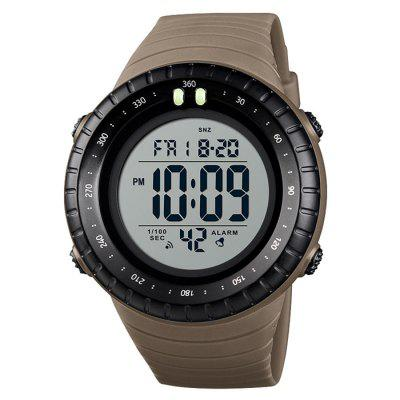 Skmei 1420 Male Double Display Multi-function Outdoor Sports Watch