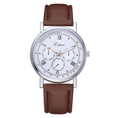 Lvpai P640 Men's Casual Quartz Watch