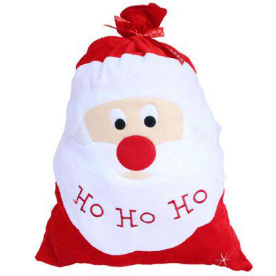 Christmas Decorations Santa Gift Bag Large Candy Bag