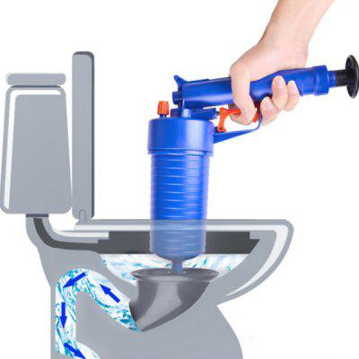 Powerful Toilet Plunger High Pressure Drain Blaster