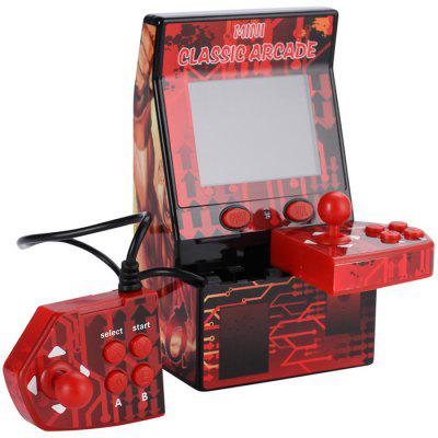 Children Puzzle Handheld Game Console Mini Arcade Built-in 183 Games Support TF Card