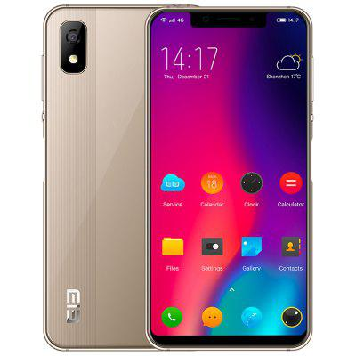 Coupon of Elephone A4 4G Phablet - Black/Gold