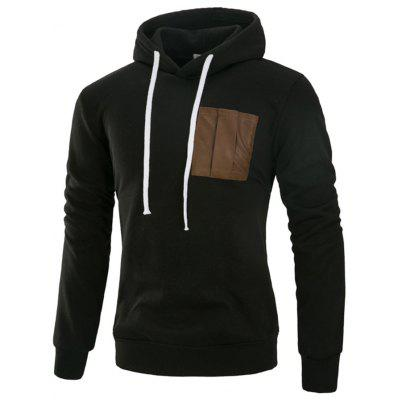 Men Fashion Hoodie Hooded Warm Long Sleeve