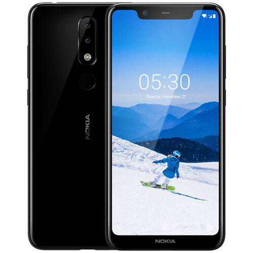 Nokia X5  3+32GB   International Version