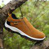 Men's Warm Sports Shoes Outdoor Hiking - BROWN