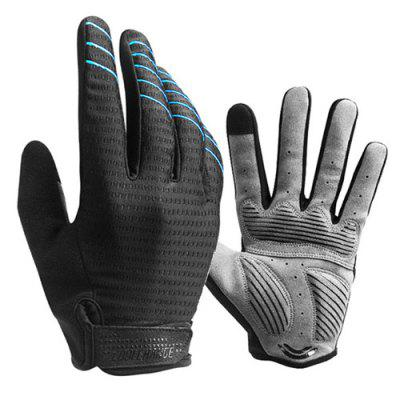 CoolChange Riding Gloves Mountain Road Bicycle Gloves Long Finger Cycling Riding Equipment