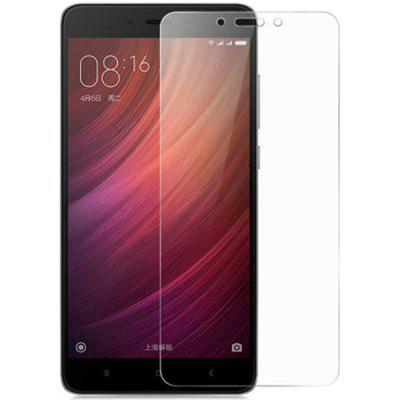 Naxtop Tempered Glass Screen Protector for Xiaomi Redmi Note 4X Standard Edition 2Pcs