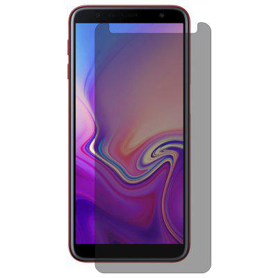 Hat-Prince Advanced Anti-theft Tempered Glass Protective Film for Samsung Galaxy J4 + 2018 / J6 + 2018