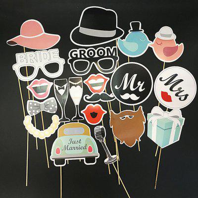 390 Creative Wedding Party Props for Photo