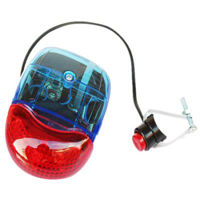 XC-200A Speaker Light Bicycle Accessories Eight Sound Electronic Bell