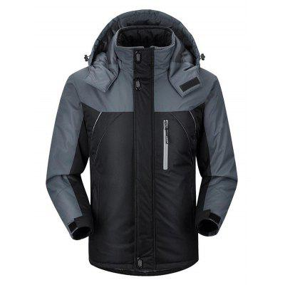 Breathable Warm Hiking Camping Coat
